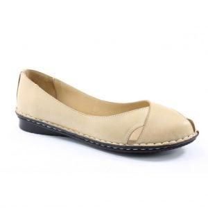 Baleriny Lanqier sklep obuwniczy Obuwie RED