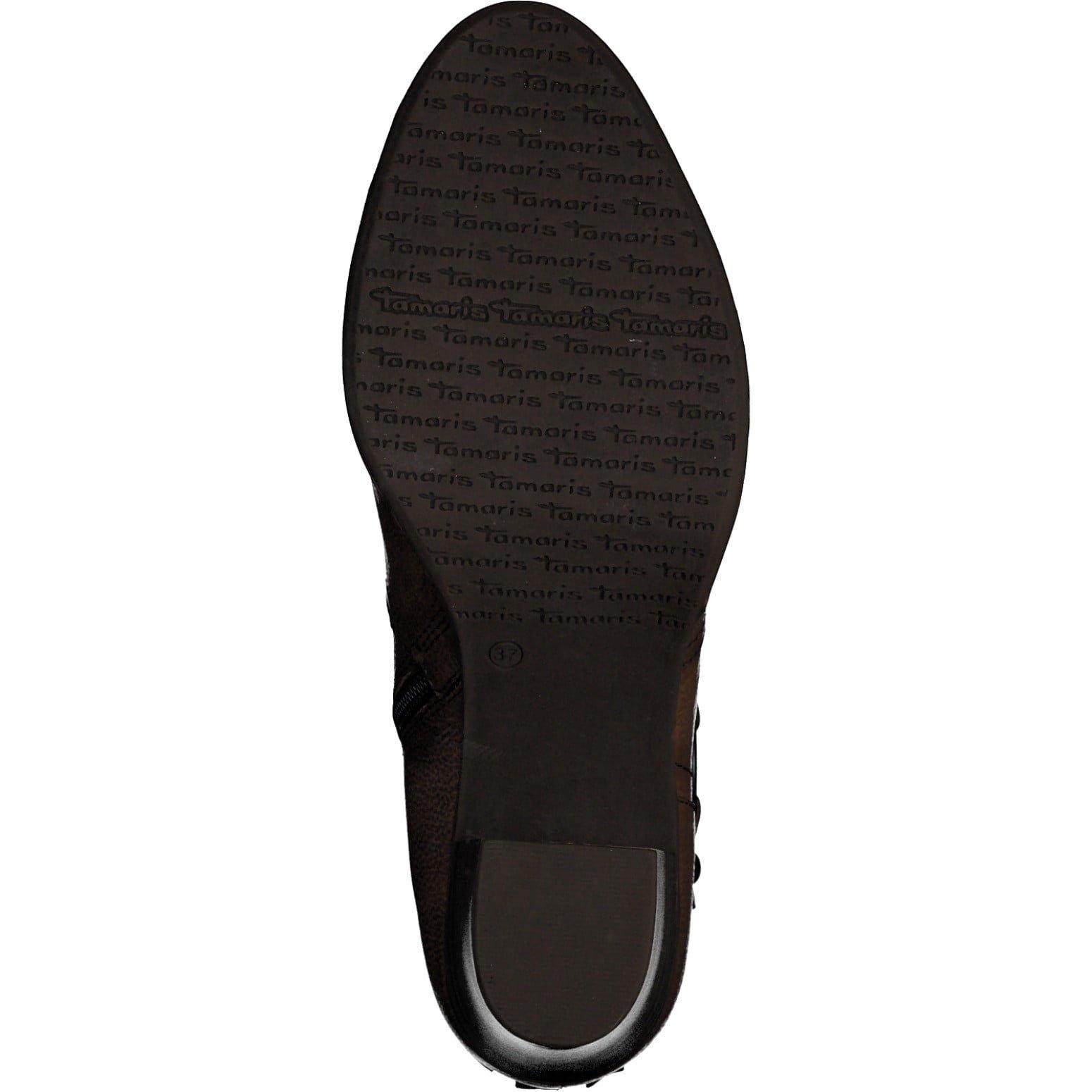 Botki Tamaris Antishokk sklep obuwniczy Obuwie RED
