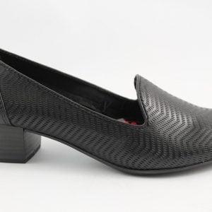 Czółenka Marco Tozzi Antishokk sklep obuwniczy Obuwie RED