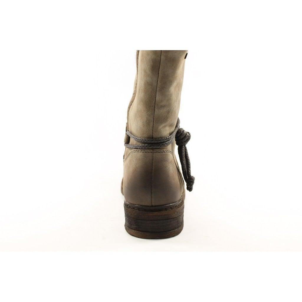 Kozaki Rieker sklep obuwniczy Obuwie RED