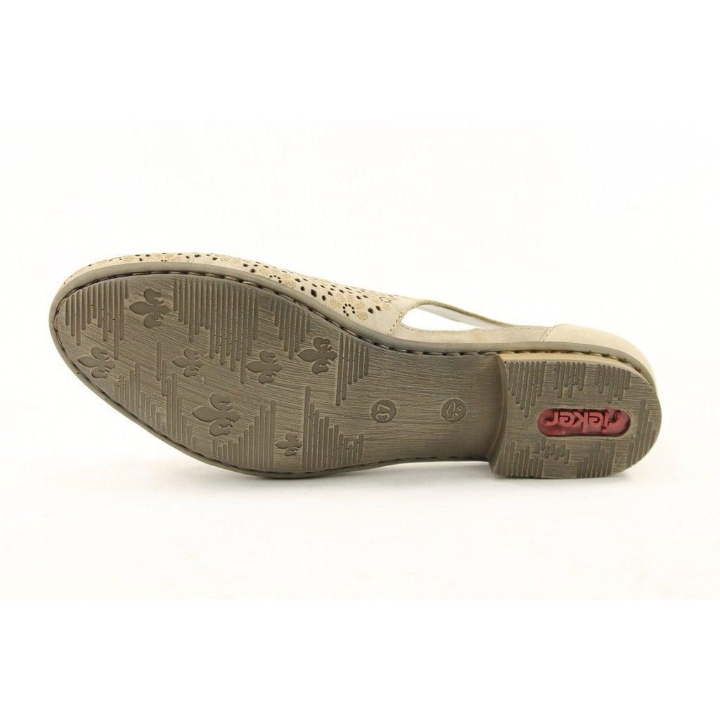 Półbuty Letnie Rieker sklep obuwniczy Obuwie RED