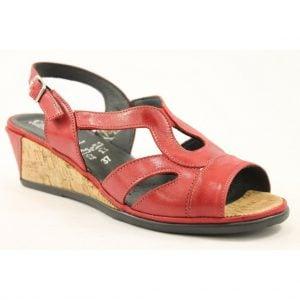 Sandały Comfortabel sklep obuwniczy Obuwie RED