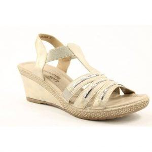 Sandały Remonte By Rieker sklep obuwniczy Obuwie RED