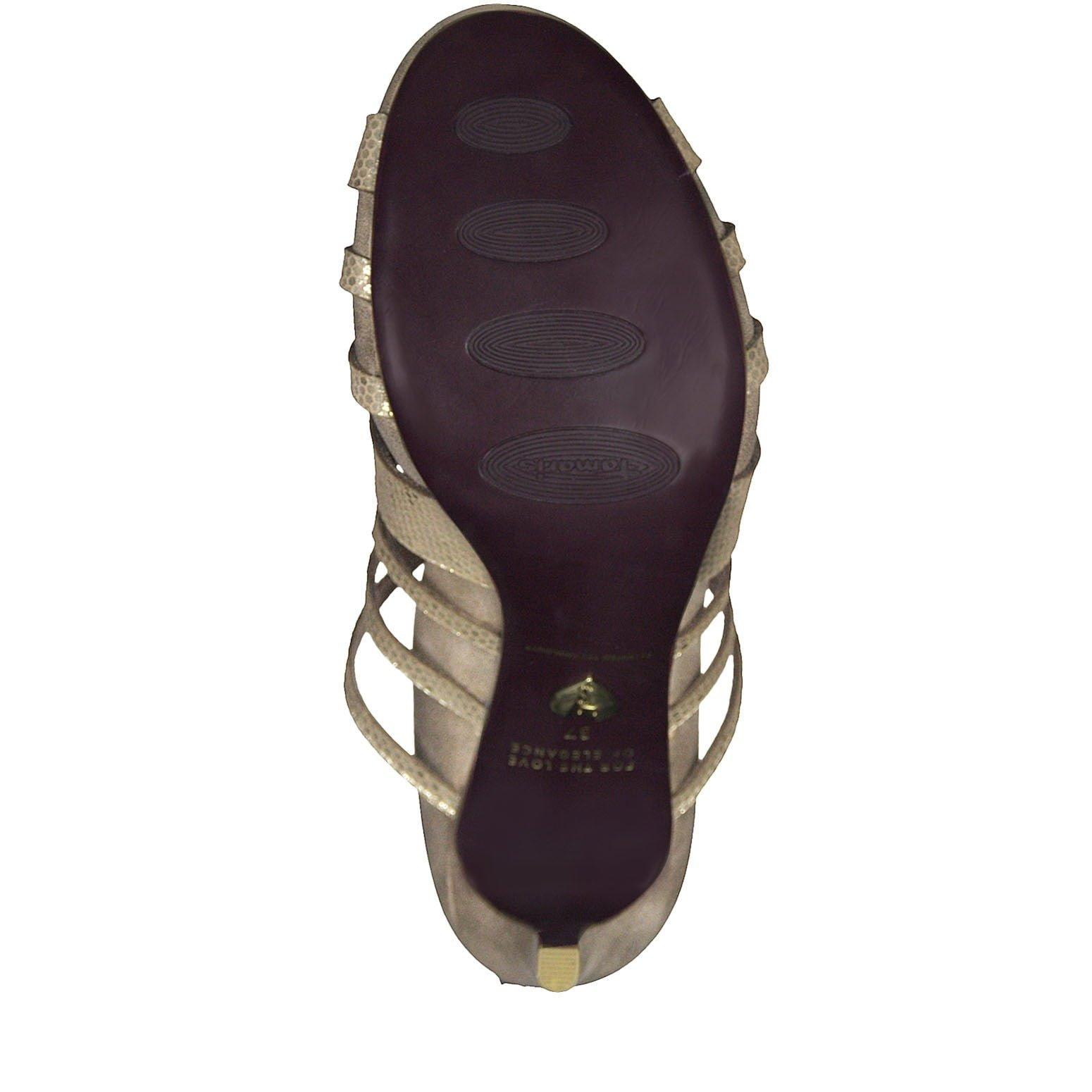 Sandały Tamaris Heart&sole sklep obuwniczy Obuwie RED