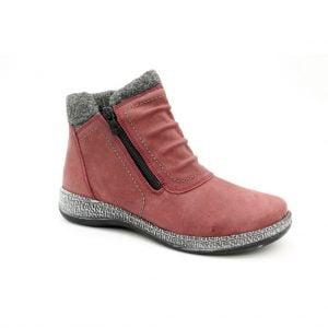 Botki Comfortabel sklep obuwniczy Obuwie RED