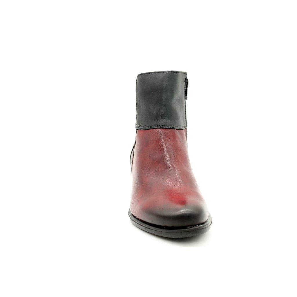Botki Remonte By Rieker sklep obuwniczy Obuwie RED