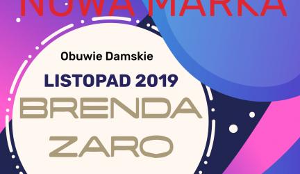 Brenda Zaro – Nowa marka w ObuwieRED