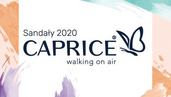 Sandały Caprice – Sezon 2020