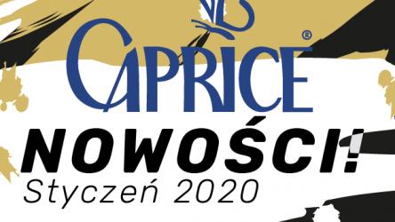 Obuwie Damskie Caprice – Styczeń 2020 ✔️